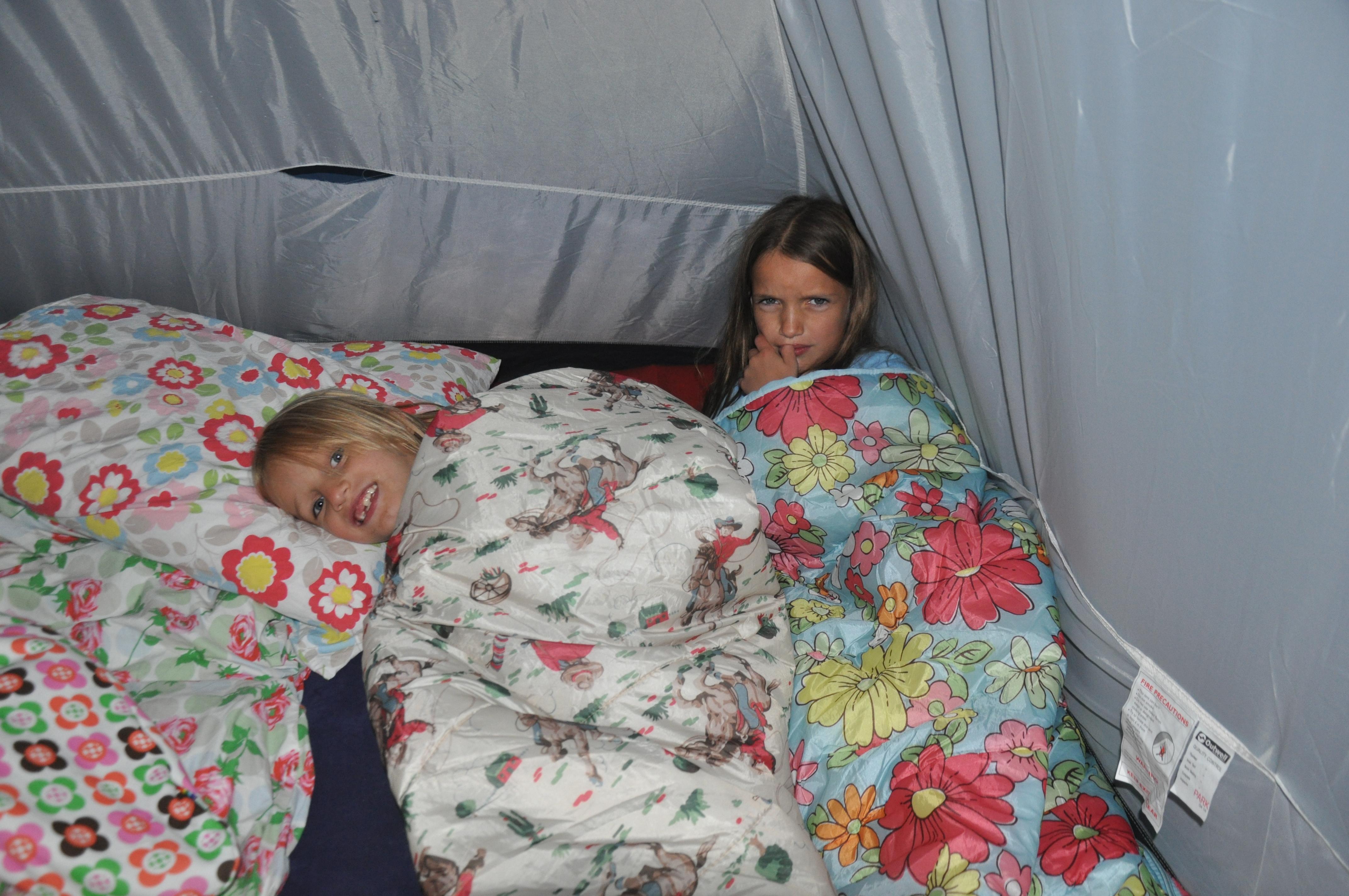 Bedtime-in-Cath-Kidston-sleeping-bags
