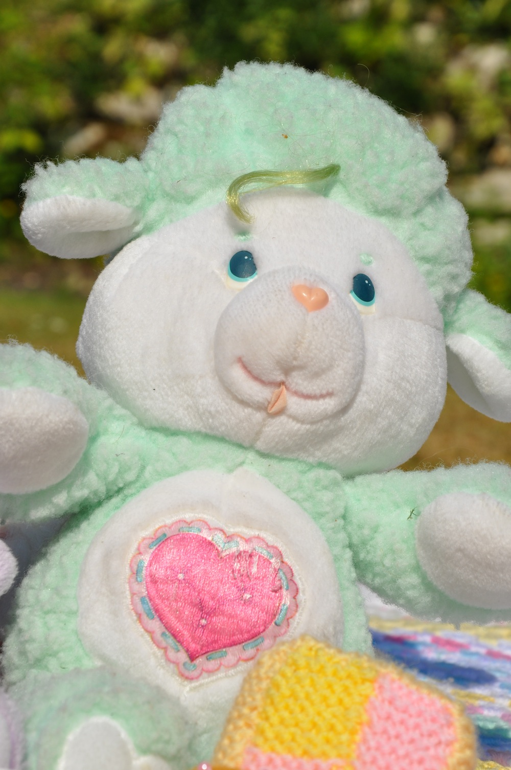 80s_care_bear_cousins_plush_lamb_gentle_heart