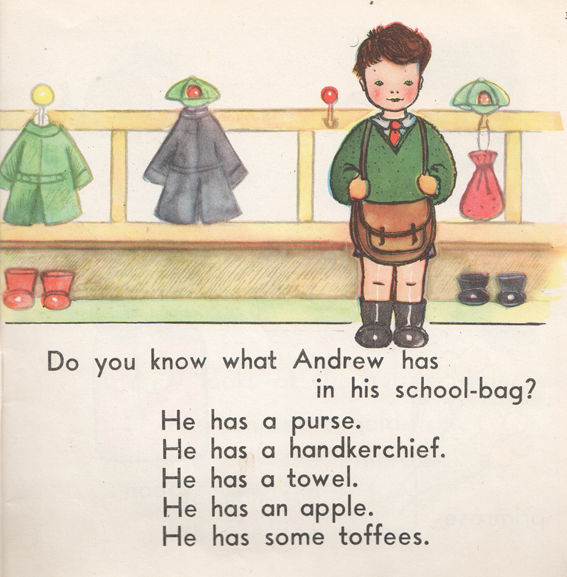 Andrew's Bag MC