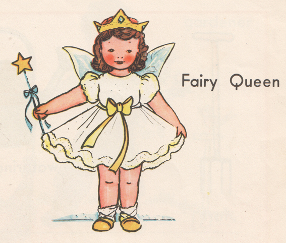 Fairy Queen MC