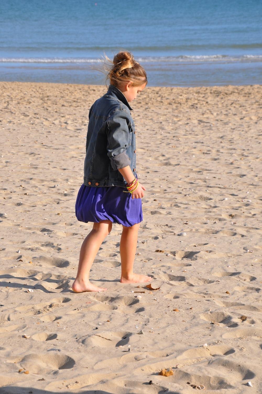 Iz_walking_original_sister_portia_dress