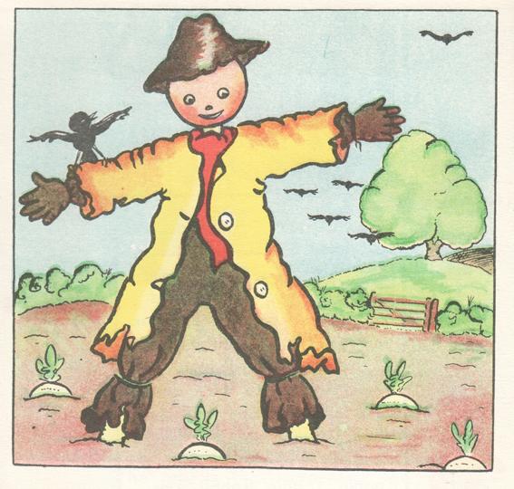 scarecrow MC