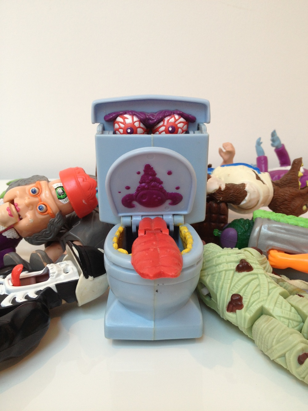 Vintage Toys From The 80s : Play vintage ghostbusters toys uberkid
