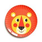 ingela_arrhenius_lion_plate