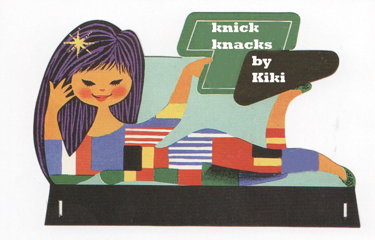 Kiki Knick Knacks logo