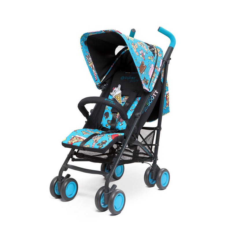 Jeremy_scott_cybex_pushchair_buggy