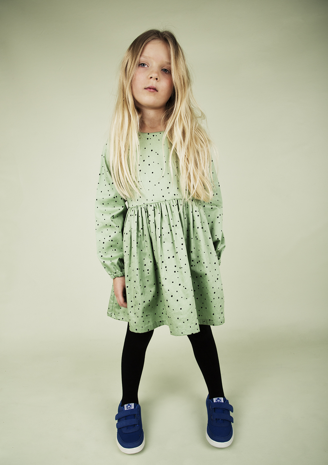 Mini_rodini_aw15_dress_green