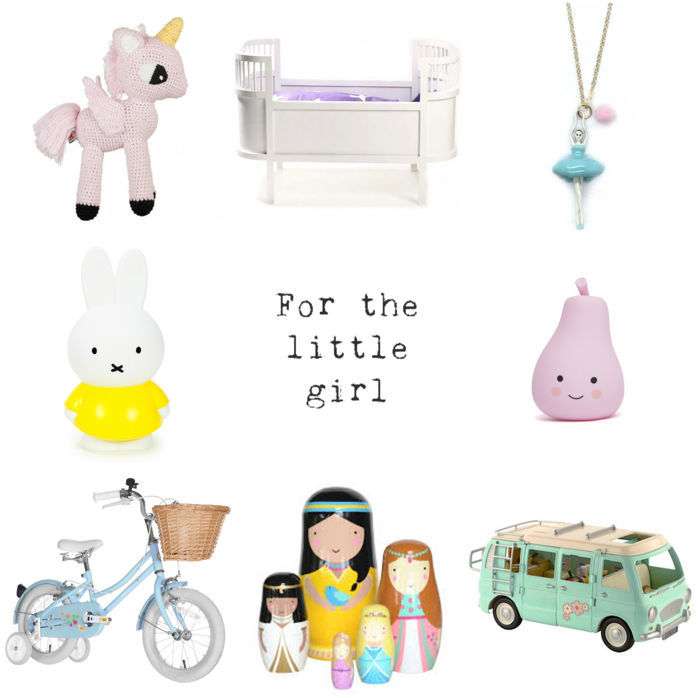For the little girl christmas gift guide