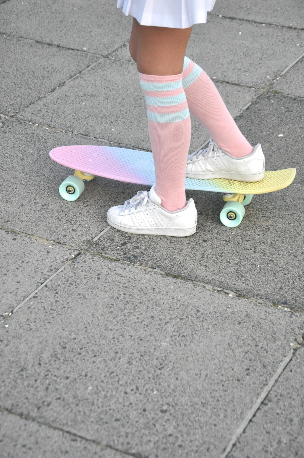 Pastel_fade_American_apparel_penny_skateboards