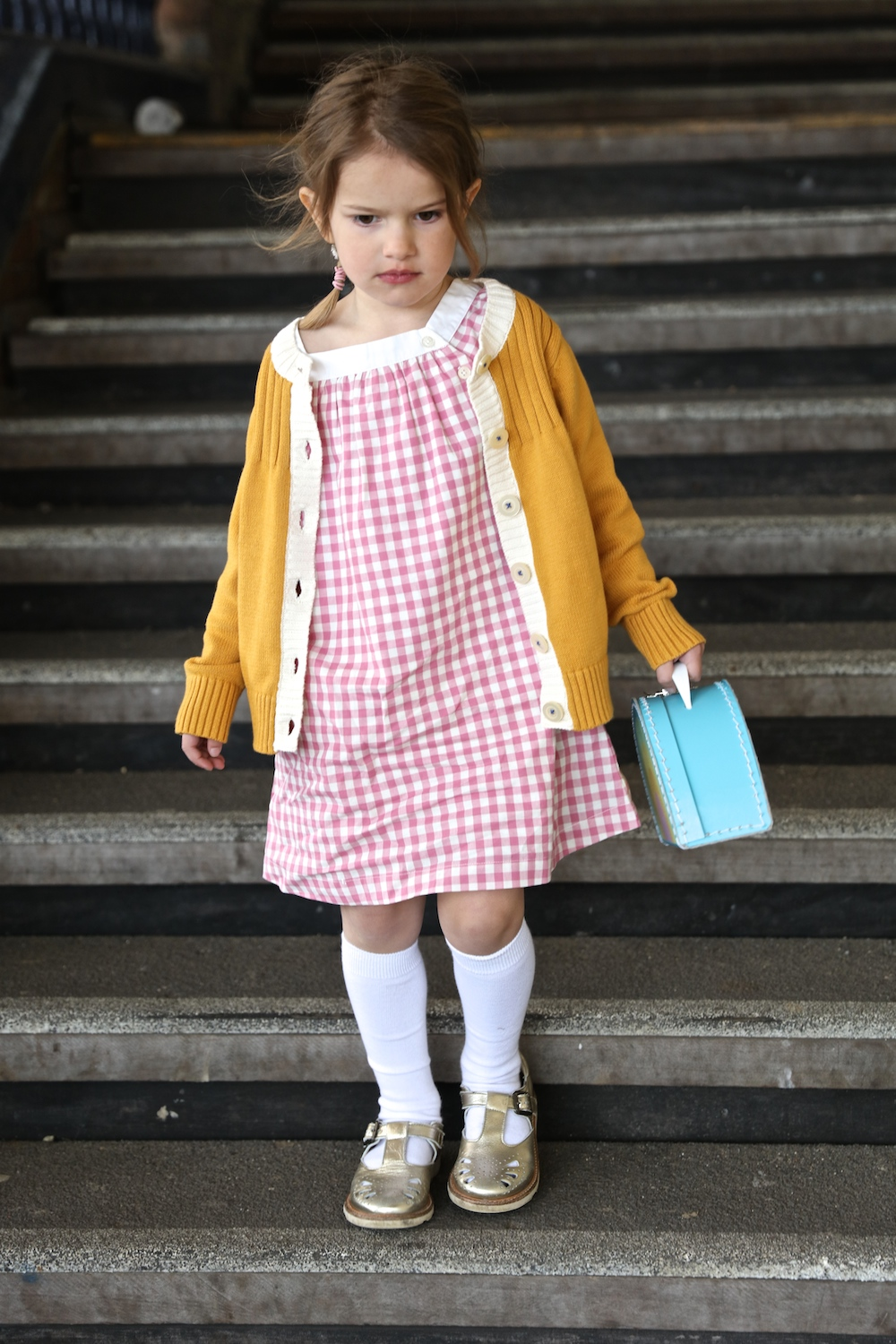 Chloeuberkid_Olive_Juice_socks_dress_cardigan