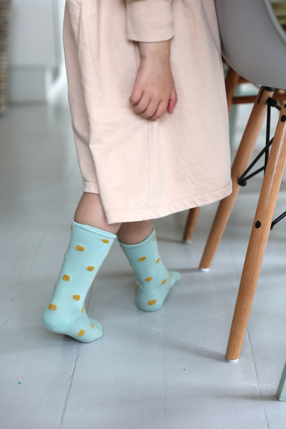 Bobo_Choses_dress_Scandi_mini_socks_aw16