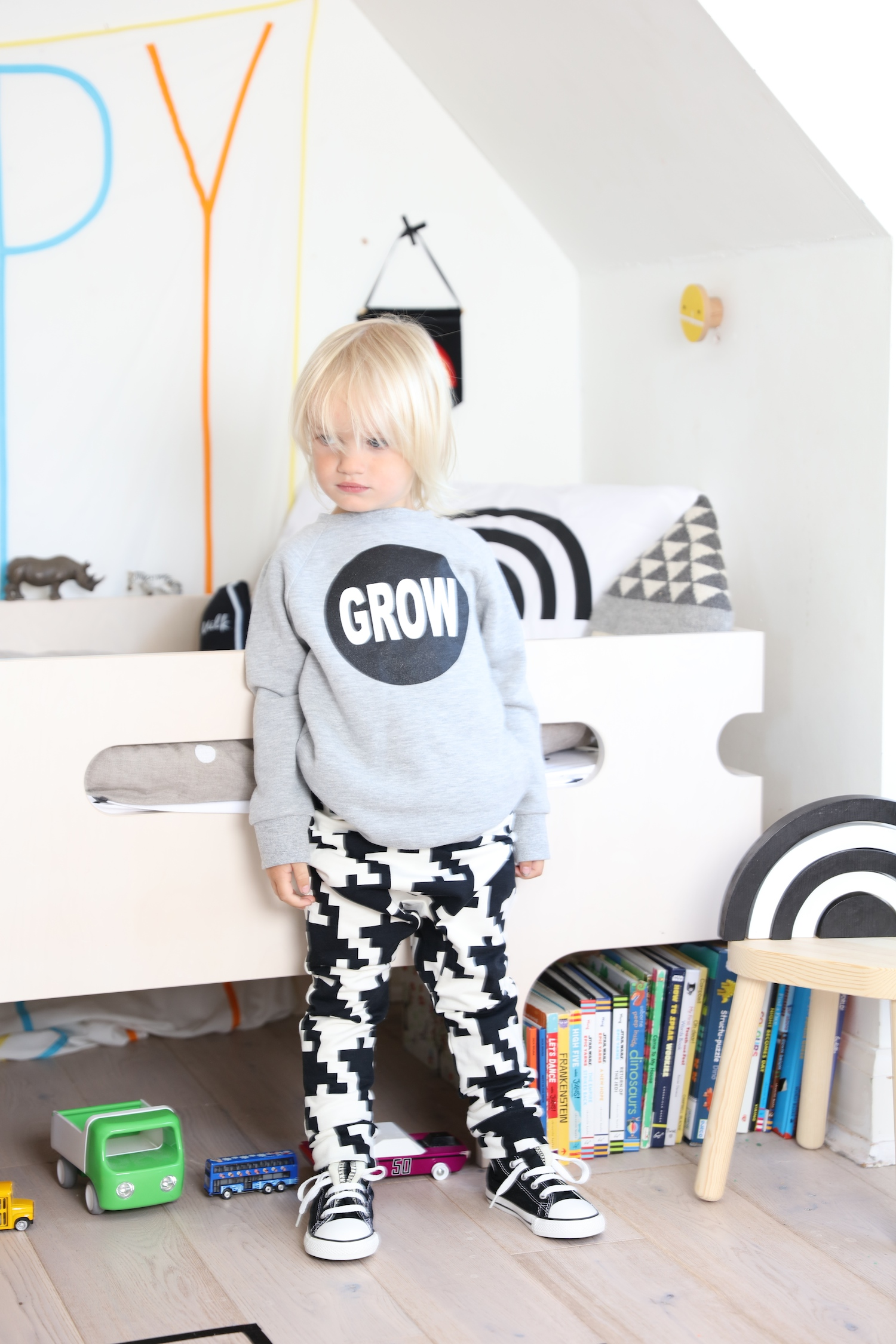 Little_man_happy_space_invaders_grow_sweatshirt