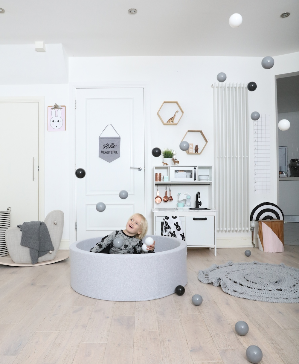 grey_black_white_ball_pit_the_modern_nursery