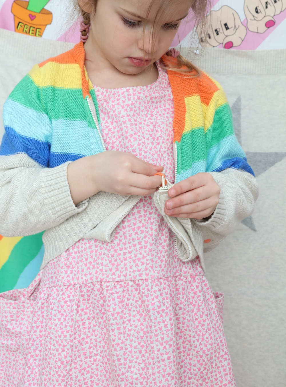 THe_bonnie_mob_knitted_rainbow_cardigan