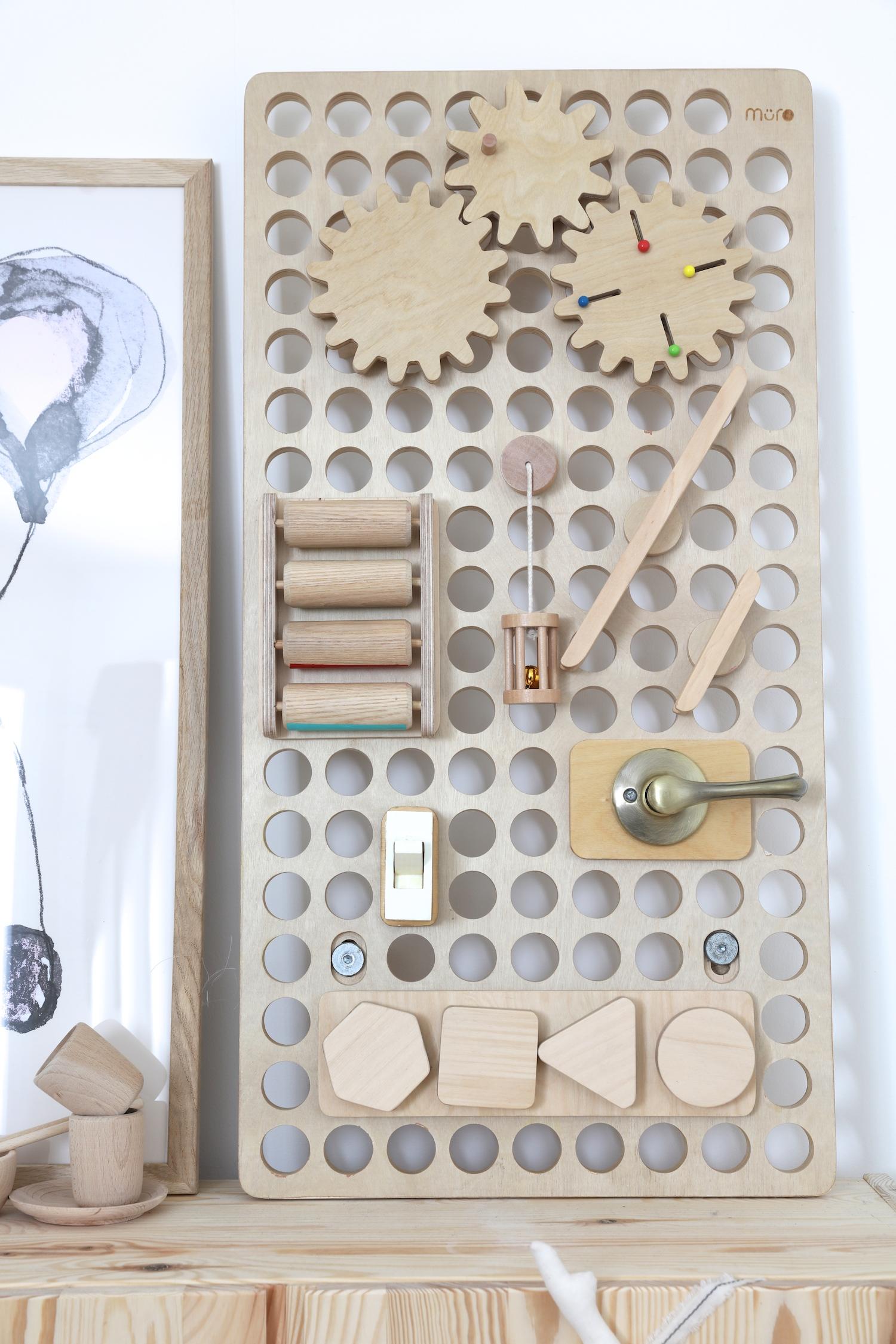 wooden_sensory_board_wall_kickstarter_my_muro