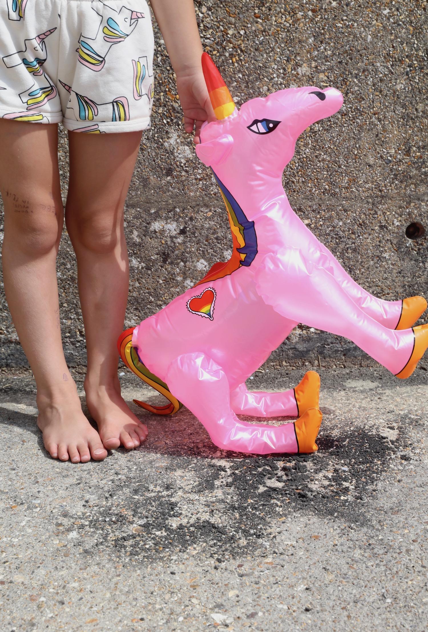 Hugo_loves_tiki_unicorn_shorts